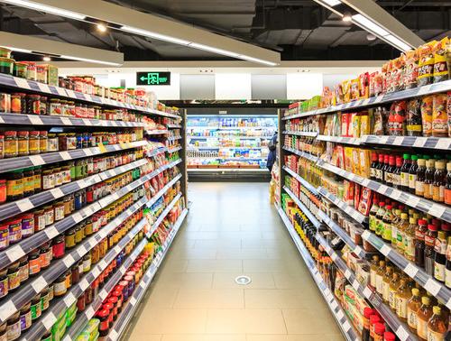 大型超市RFID手持移动终端管理