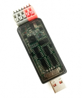 USB转串口调试器